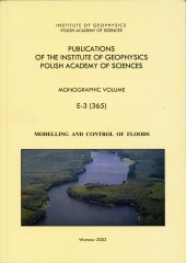 Modelling and Control of Floods