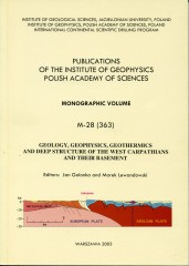 Geology, Geophysics, Geothermics and Deep Structure of the West Carpathians and Their Basement